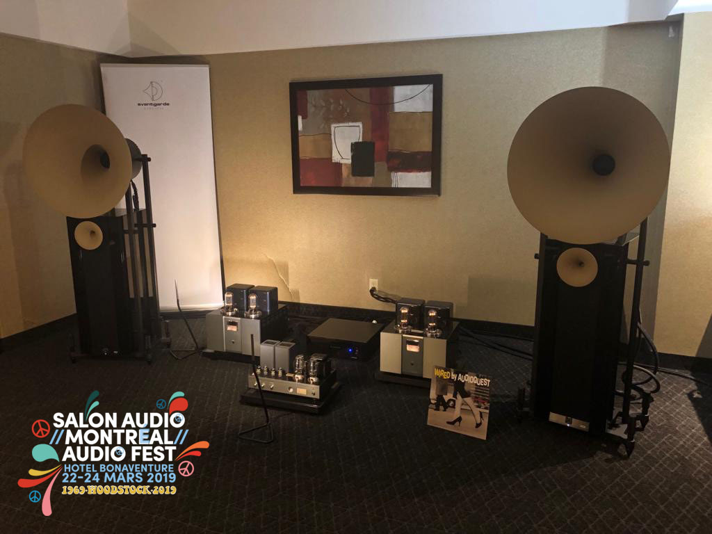 Montreal Audio Show