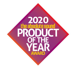 wadax reference DAC TAS product of the year