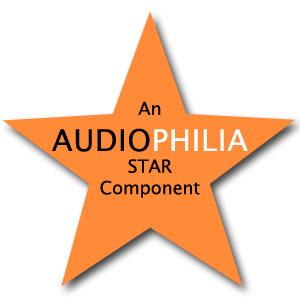 Audiophilia.com Star Component Award Winner